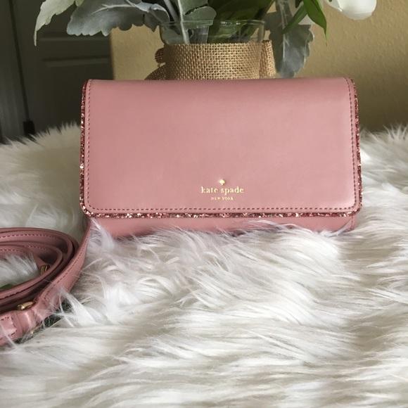 kate spade Handbags - New kate spade Crossbody bag/ wallet / clutch